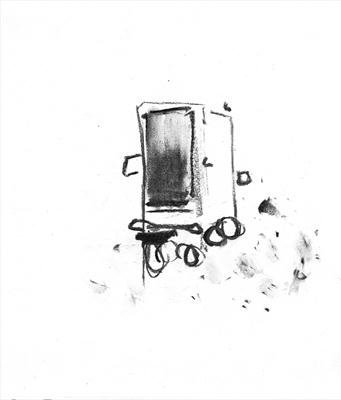Voyagage of the Dustbin Lorry Drawing 4