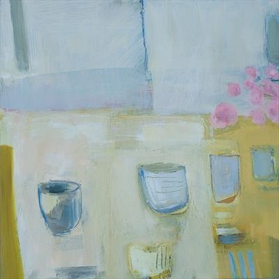 Still life with cups 2