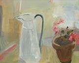 Still Life 1 by Jeremy Scrine, Painting, Oil on canvas