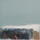 Winter Sea by Jeremy Scrine, Painting, Oil on canvas